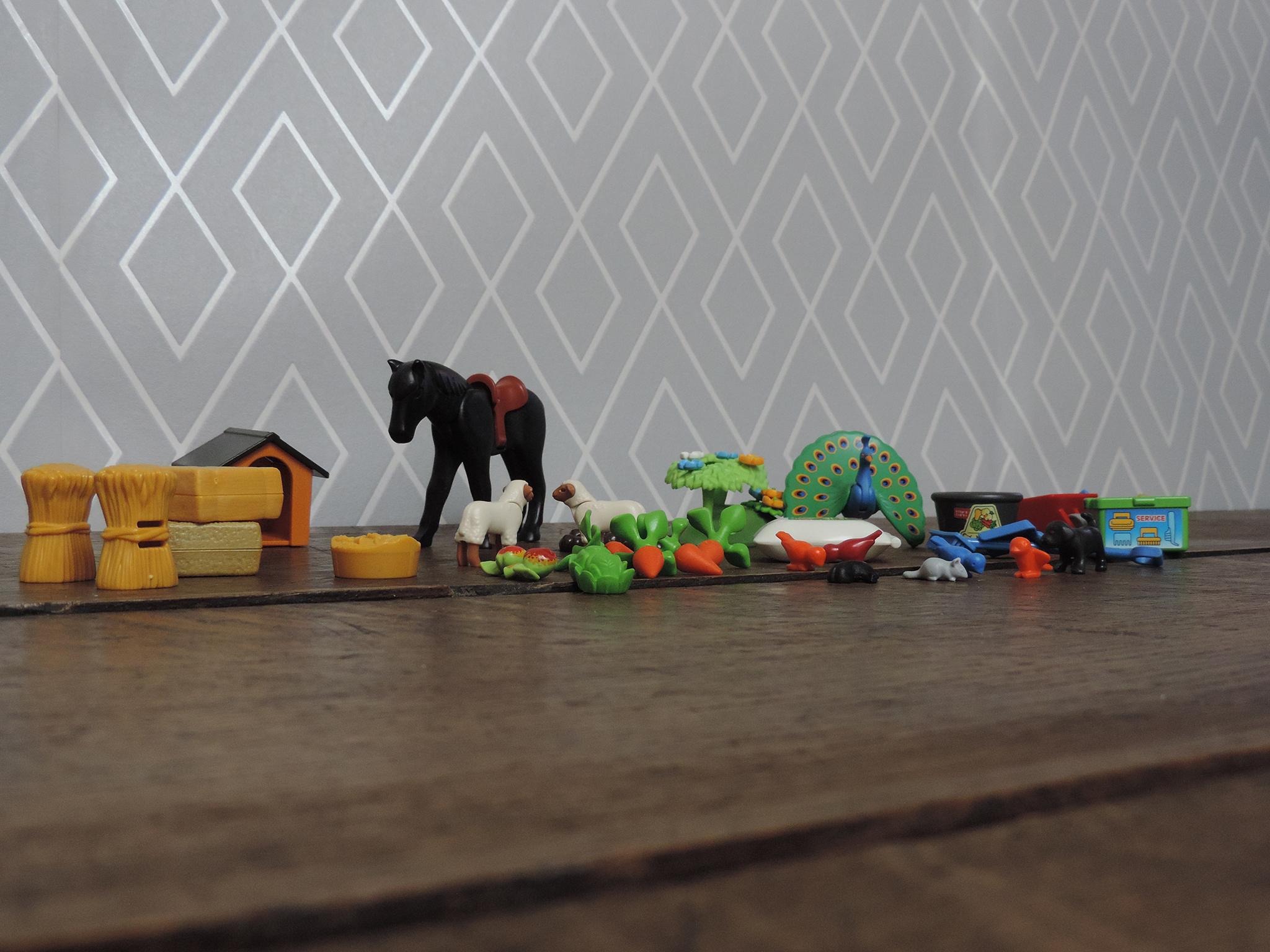 Animaux Playmobil ref 197